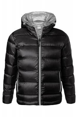 Herren Hooded Down Jacket JN1152