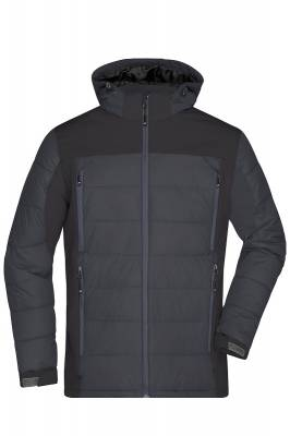 Herren Outdoor Hybrid Jacket JN1050