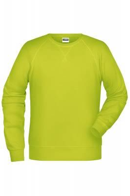 Herren Sweater 8022-gelb-XXXXL