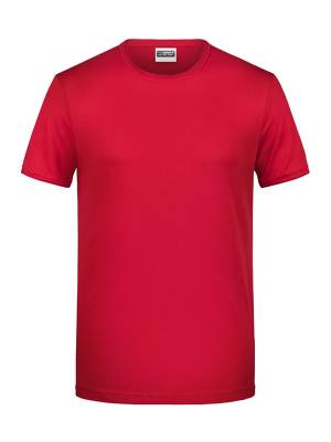Herren T-Shirt 8002-rot-XXL