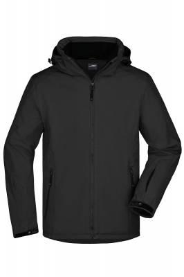 Herren Wintersport Jacket JN1054-schwarz-XXXL