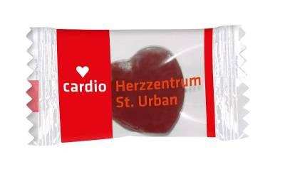 Herz Bonbons