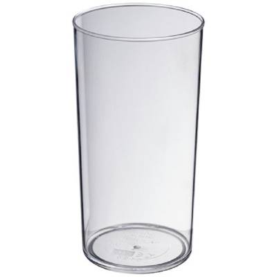 Hiball Economy 284 ml Kunststoffbecher-transparent