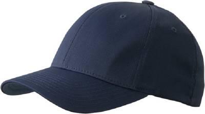High Performance Flexfit Cap-MB6183-blau-S/M