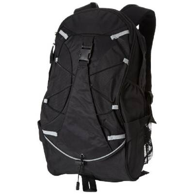 Hikers Rucksack-schwarz