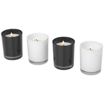 Hills 4 teiliges Kerzen Set