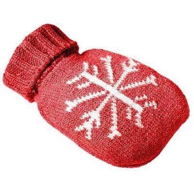 Hotpad Socke Wooly Schneeflocke