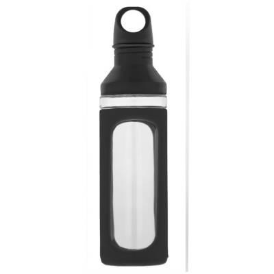Hover Glasflasche-schwarz
