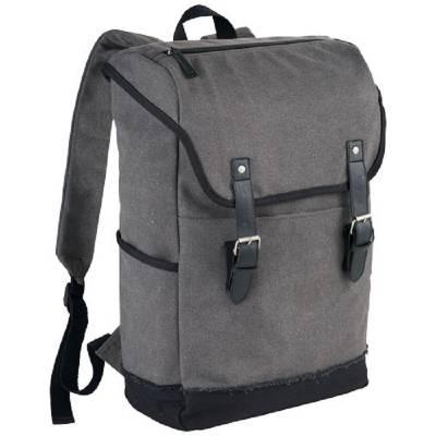 Hudson 15,6 Zoll Laptop Rucksack-grau