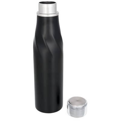 Hugo selbstversiegelnde vakuumisolierte Kupfer-Flasche-schwarz