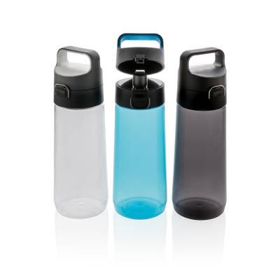 Hydrate auslaufsichere Tritanflasche Schwerin-transparent