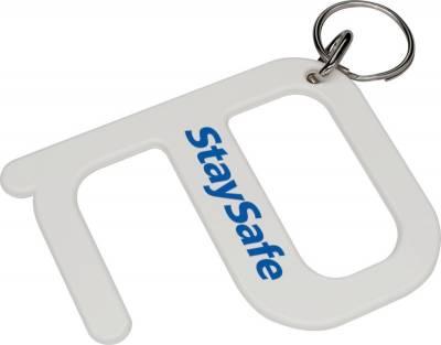 Hygiene Schlüssel-weiß