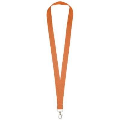 Impey Lanyard mit praktischem Haken-orange