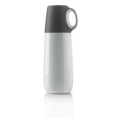 Isolierflasche Bonn-weiß