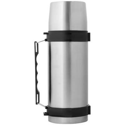 Isolierflasche Everest-silber
