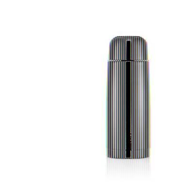 Isolierflasche Terneuzen 500 ml-silber