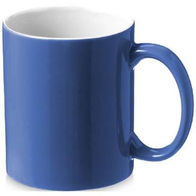 Java Keramikbecher-blau(royalblau)