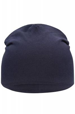 Jersey Beanie Benson-blau(navyblau)-one size-unisex