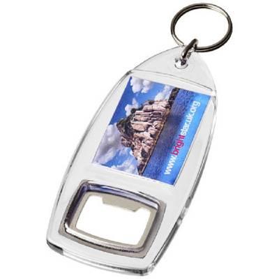 Jibe Flaschenöffner-Schlüsselanhänger