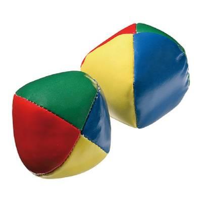 Jonglierbälle-Set Clown groß