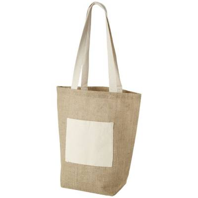 Jute Shopper Bag - natur