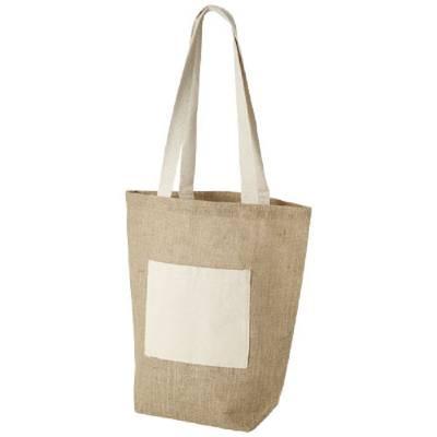 Jute Shopper Bag - natur