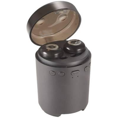 Kabelloser Lautsprecher und Ohrhörer