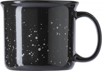 Kaffeebecher Vintage (450 ml) aus Keramik
