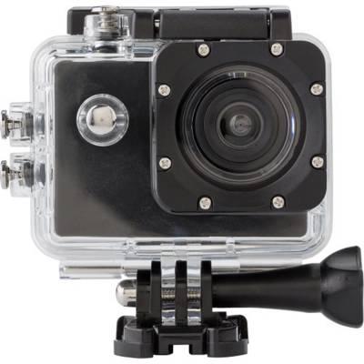 Kamera Action aus Kunststoff-schwarz