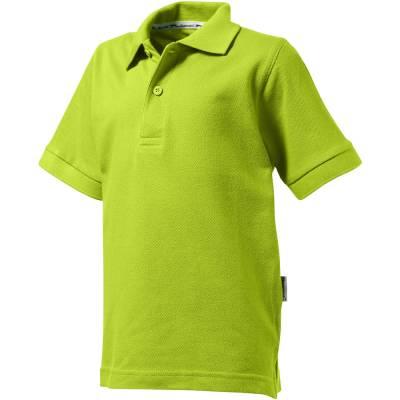 Kids Polo - apfelgrün - 104