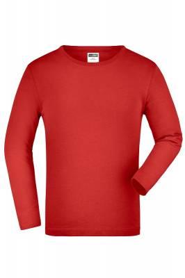 Kinder Shirt Long-Sleeved Medium JN913K