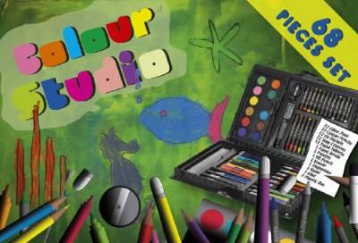 Kinder-Zeichenset Newski
