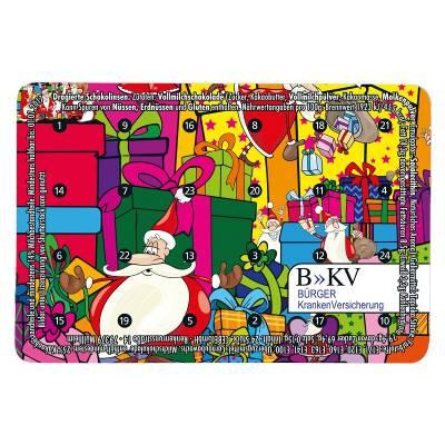 Kleinster(Advents-) Kalender der Welt