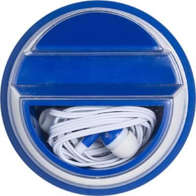 Kopfhörer Stand alone-blau
