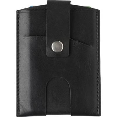 Kreditkartenbörse Clap-schwarz
