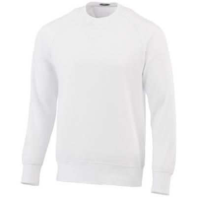 Kruger Sweater mit Rundhalsausschnitt-weiß-XS