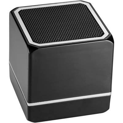 Kubus Bluetooth® und NFC Lautsprecher-schwarz