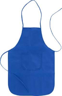 Küchenschürze Master-blau(kobaltblau)
