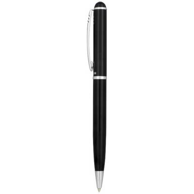 Kugelschreiber-Geschenkset-schwarz-schwarze Mine