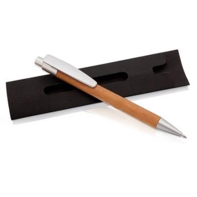 Kugelschreiber Neunkirchen Bambus