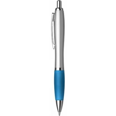 Kugelschreiber Pulsnitz-blau-blaue Mine-Eigenlager