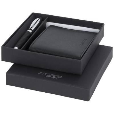 Kugelschreiber mit Geldbörse ? Geschenkset (106704)