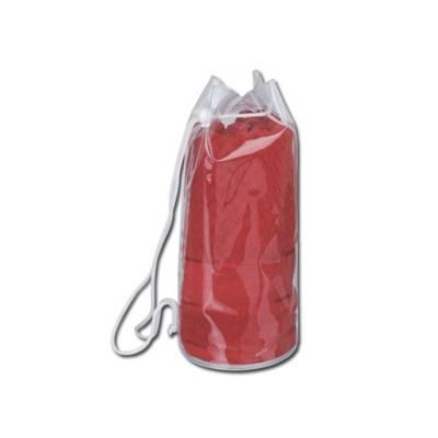 Kunststoffverpackung für Handtuch GARNET