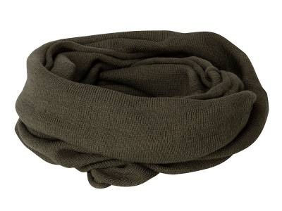 Lässiger Loop-Schal-braun-one size-unisex