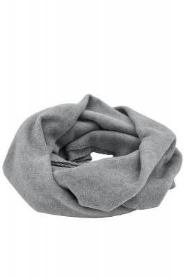 Lässiger Schlauchschal Aura-grau-one size-unisex