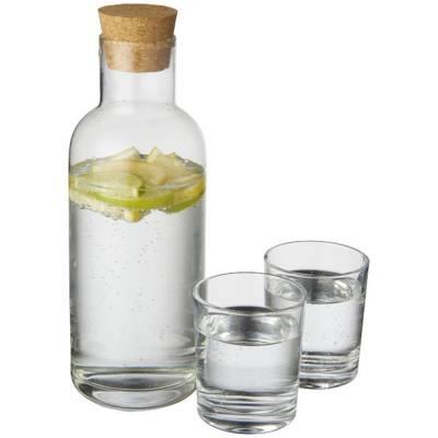 Lane Karaffe mit Glas-Set-transparent