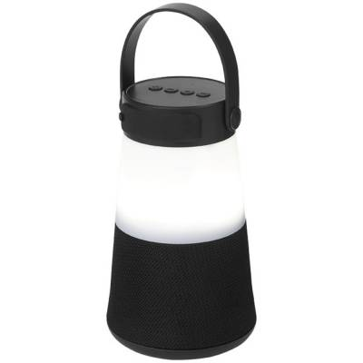 Lantern Leuchtender Bluetooth® Lautsprecher-schwarz