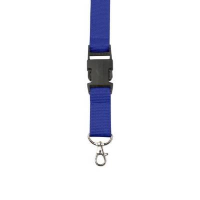 Lanyard Aabenraa-blau(kobaltblau)