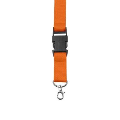 Lanyard Aabenraa-orange