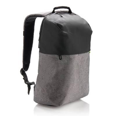 Laptop Rucksack Grimmen - grau